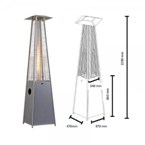 Modelo Fuego Soleado | IPGAS